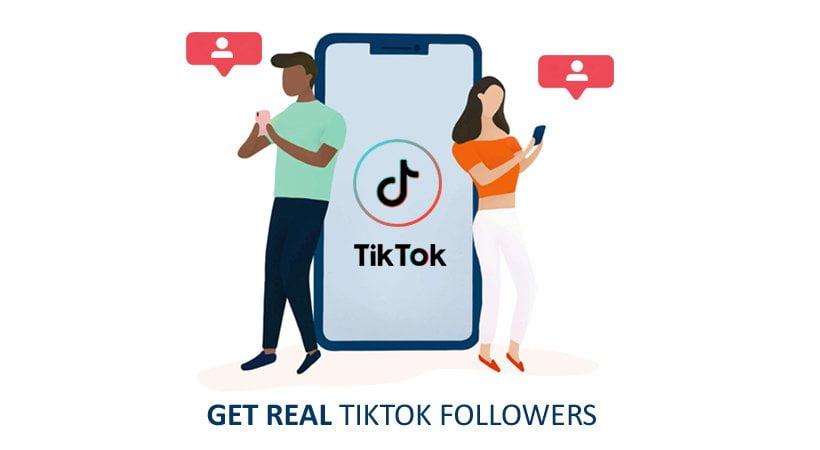 Buy Real Tiktok Followers